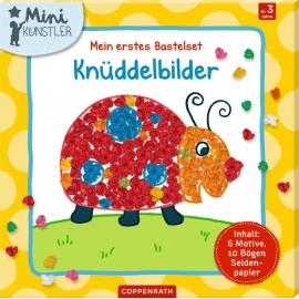 Coppenrath Verlag - Mein erstes Bastelset: Knüddelbilder (Mini-Künstler)