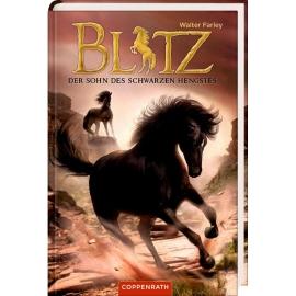 Coppenrath Verlag - Blitz Bd. 3 - Der Sohn des schwarzen Hengstes