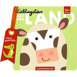 Coppenrath Verlag - Lieblingstiere - Auf dem Land - Meine wilde Welt