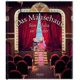 Oetinger - Das Mäusehaus - Sam und Julia im Theater