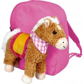 Die Spiegelburg - Mein kleiner Ponyhof - Rucksack mit Pony