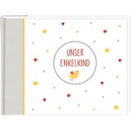 Coppenrath Verlag - Baby Glück - Eintragalbum - Unser Enkelkind