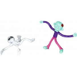 Die Spiegelburg - Wild+Cool - Biegefiguren Skelett & Zombie