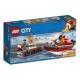 LEGO® City 60213 Feuerwehr am Hafen