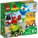 LEGO DUPLO 10886 - Meine ersten Fahrzeuge