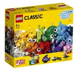 LEGO® Classic 11003 Bausteine - Witzige Figuren