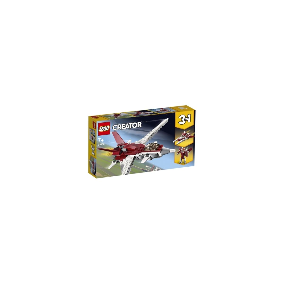 Mukk Spielwaren Münster Lego Creator 31086 Flugzeug Der Zukunft