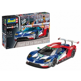 Revell - Ford GT - Le Mans