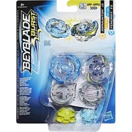 Hasbro - Beyblade Burst Dual Pack S2