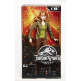 Mattel - Barbie - Signature Jurassic World Claire Puppe