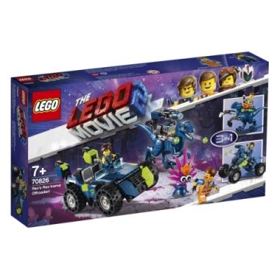 LEGO® Movie 2 70826   Rextremes   Offroad-Fahrzeug