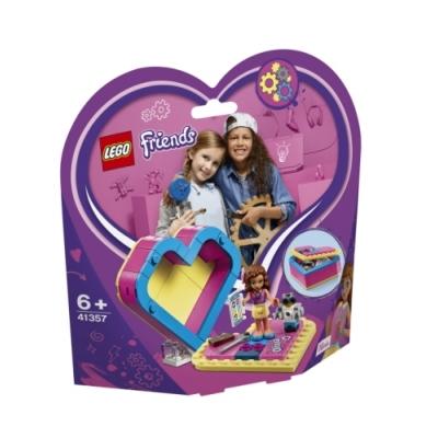 LEGO® Friends 41357 Olivias Herzbox
