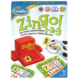 Ravensburger 763528 Zingo® 1-2-3