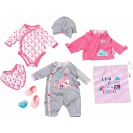 Zapf Creation - Baby born Deluxe Care and Dress
