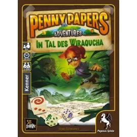 Pegasus - Penny Papers Adventures - Im Tal des Wiraqucha