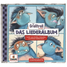 CD Grolltroll: Liederalbum