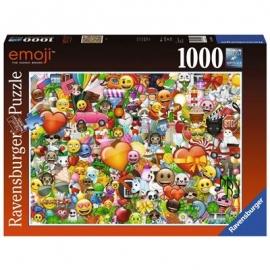 Ravensburger Puzzle - Emoji II, 1000 Teile
