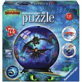 Ravensburger Puzzle - 3D Puzzleball - Dragons 3