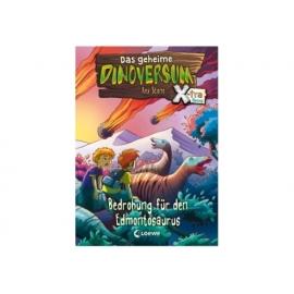 Das geheime Dinoversum Xtra - Bedrohung für den Edmontosaurus