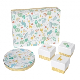 Baby Art My Baby Gift Box Mr & Mrs Clynk: 1x Magic box + 3x kleine Boxen