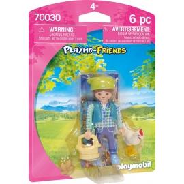PLAYMOBIL 70030 - PLAYMO-FRIENDS - Bäuerin