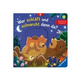Ravensburger 43773 Faust, Wer schläft und schnarcht denn da