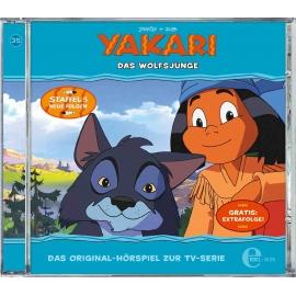 Edel:KIDS CD - Yakari - Das Wolfsjunge, Folge 35