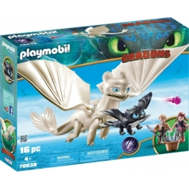 Playmobil 70038 Light Fury Spielset