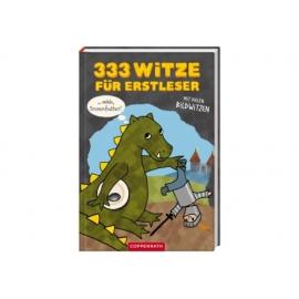 333 Witze für Erstleser - Mit vielen Bildwitzen