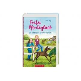 Fritzi Pferdeglück-Die schönsten Reiterabenteuer (Sammelbd.)