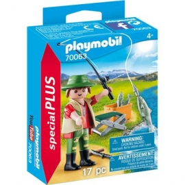 PLAYMOBIL 70063 - Special Plus - Angler
