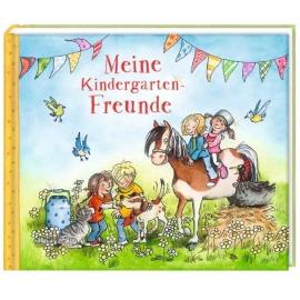 Coppenrath Verlag - Freundebuch - Meine Kindergarten-Freunde Ginsbach