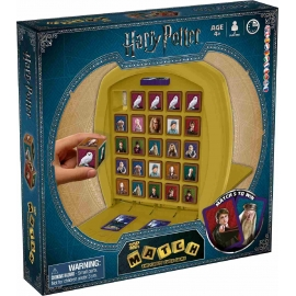 Winning Moves - Top Trumps Match - Harry Potter, multilingual
