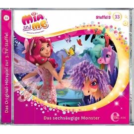 Edel:KIDS CD - Mia and Me - Das sechsäugige Monster, Folge 33