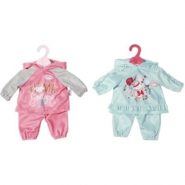 Zapf Creation - Baby Annabell Baby-Anzüge, 43cm 2 sort.