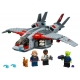 LEGO® Marvel Super Heroes, Captain Marvel und die Skrull- Attacke