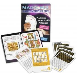 Nürnberger Spielkarten - Magic Mix - Kartentricks No. 2