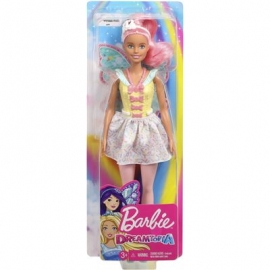 Mattel - Barbie Dreamtopia Fee Puppe