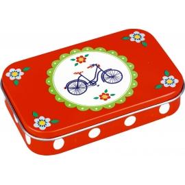 Die Spiegelburg - Fahrrad-Flickzeug Blütenzeit