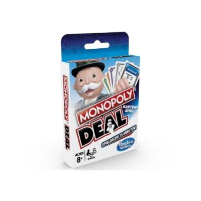 Hasbro E3113100 Monopoly Deal