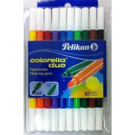 Pelikan Fasermaler Colorella Duo