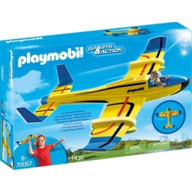 Playmobil 70057 Wurfgleiter   Wasserflugzeug