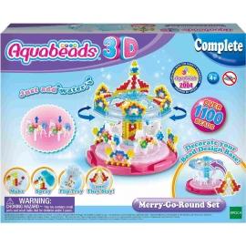 Aquabeads - 3D Bastelset Karussell