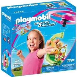 PLAYMOBIL 70056 - Sports & Action - Fairy Pull String Flyer