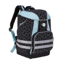 Lässig School Bag Spooky black, Schulranzen