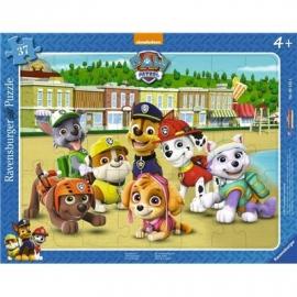 Ravensburger Puzzle - Paw Patrol, Familienfoto, 37 Teile
