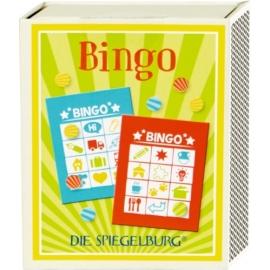 Spiel & Spaß in der Schachtel - Bingo  Bunte Geschenke