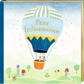 Eintragalbum - Meine Erstkommunion (Ballon klein)