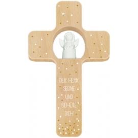 Holzkreuz Der Herr segne und behüte dich