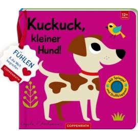 Mein Filz-Fühlbuch: Kuckuck, kleiner Hund!